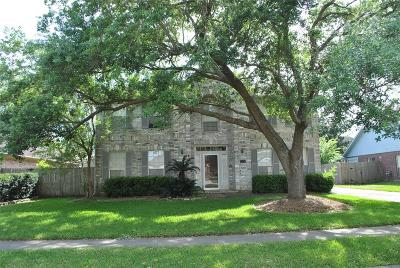 Friendswood Single Family Home For Sale: 1808 N Mission Circle
