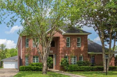 Single Family Home For Sale: 18303 Carriage Lane