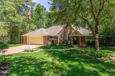 Magnolia Single Family Home For Sale: 22814 Meadowsweet Drive