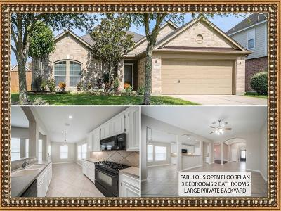 Humble Single Family Home For Sale: 14903 Meridian Park Lane