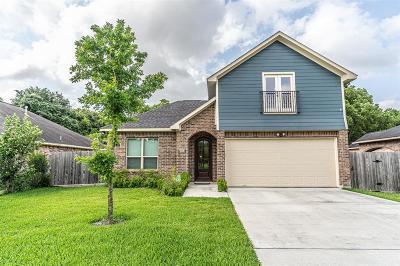 Houston Single Family Home For Sale: 8119 Tareyton Lane