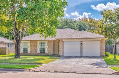 Sugar Land Single Family Home For Sale: 1506 Vickery Drive