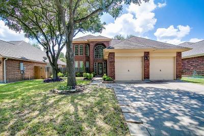 Houston Single Family Home For Sale: 12815 Deer Cove Lane