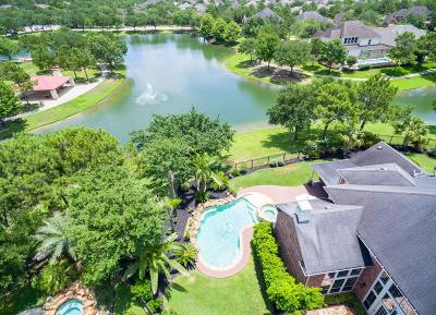 Cinco Ranch Single Family Home For Sale: 25502 Rivergreen Park Court