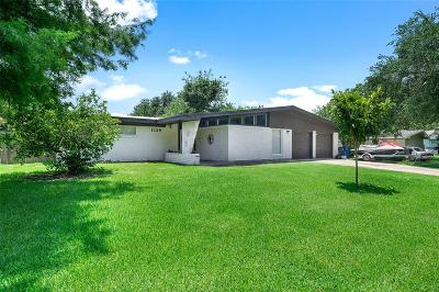 Texas City Single Family Home For Sale: 1139 Mainland Drive