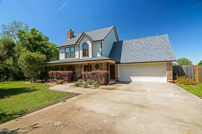 Waller Single Family Home For Sale: 32310 Robin Lane