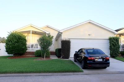 Tomball Single Family Home For Sale: 10007 Elderberry Park