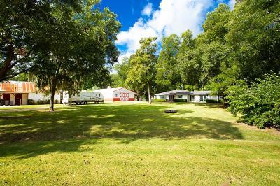 Simonton Single Family Home For Sale: 36703 Maverick Road