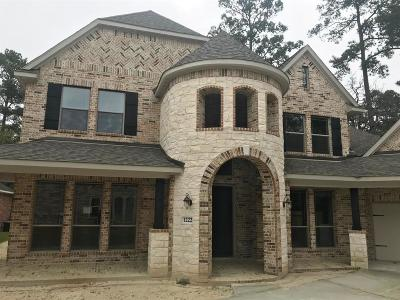 Houston Single Family Home For Sale: 1222 Eversham Way