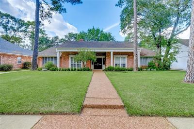 Houston Single Family Home For Sale: 12314 Broken Arrow Street