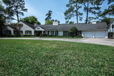 Houston Single Family Home For Sale: 224 Sage Road
