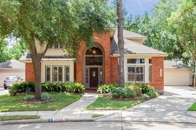 Single Family Home For Sale: 17015 Quiet Dale Court