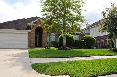 Pearland Rental For Rent: 9502 Sundance