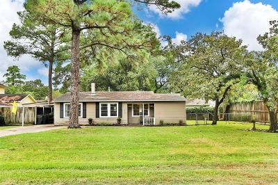 Garden Oaks Single Family Home For Sale: 1059 Althea Drive