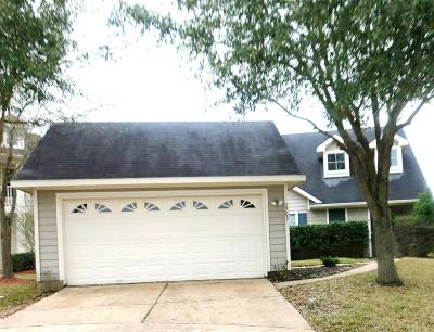 Missouri City Single Family Home For Sale: 5703 Iron Horse