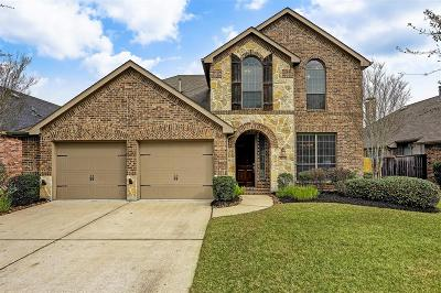 Fall Creek Single Family Home For Sale: 7015 Dewberry Shores Lane