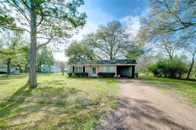 Needville TX Single Family Home For Sale: $139,900