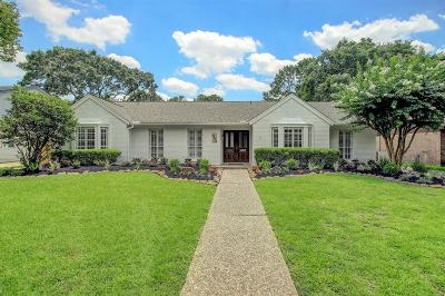 Houston Single Family Home For Sale: 10611 Holly Springs Drive