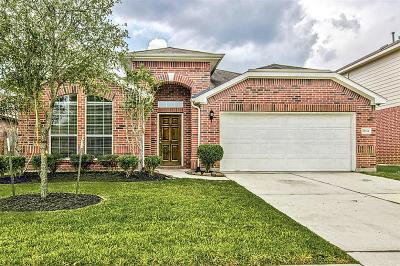 Kingwood Single Family Home For Sale: 21574 Kings Bend Drive