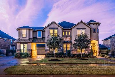 Fulshear Single Family Home For Sale: 5706 Mustang Ridge Lane