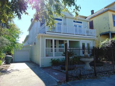 Galveston Multi Family Home For Sale: 3515 Broadway Street