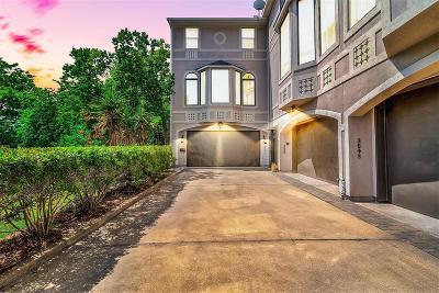 Houston Single Family Home For Sale: 3547 Bradford Street