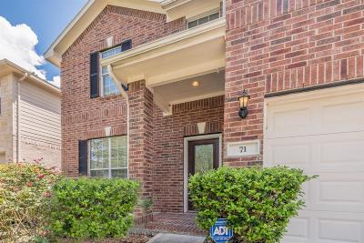 Single Family Home For Sale: 71 N Spinning Wheel Circle