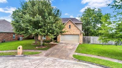 Pearland Single Family Home For Sale: 3311 English Oaks Boulevard