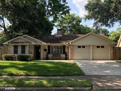 Harris County Single Family Home For Sale: 6206 Golden Forest Drive