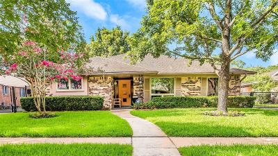 Houston Single Family Home For Sale: 6039 Wigton Drive
