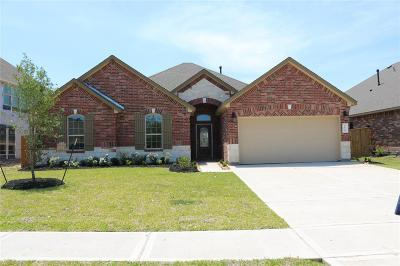 League City Single Family Home For Sale: 1626 Laslina Ln