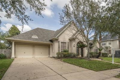 Single Family Home For Sale: 15415 Oakmont Club Court