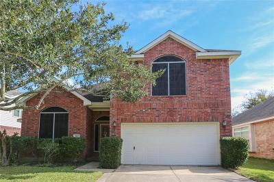 Pearland Single Family Home For Sale: 1107 Beckton Ln