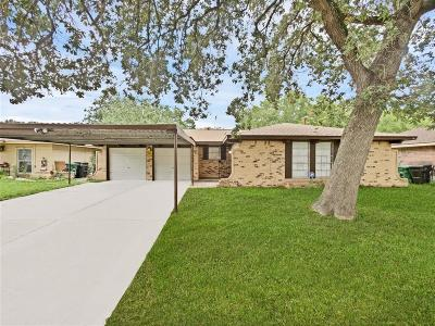 Houston TX Single Family Home For Sale: $149,900