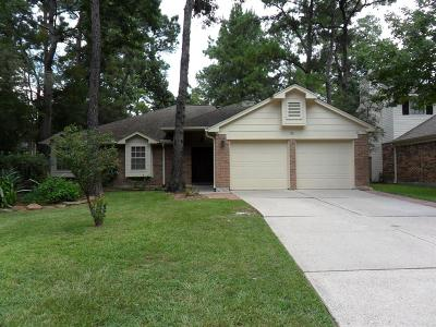 Spring Single Family Home For Sale: 42 Sylvan Forest Drive