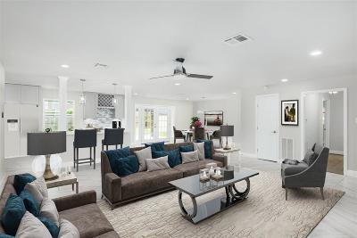 Houston Single Family Home For Sale: 5646 Sylmar Road
