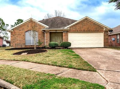 Sugar Land Single Family Home For Sale: 3107 Pheasant Trail Drive