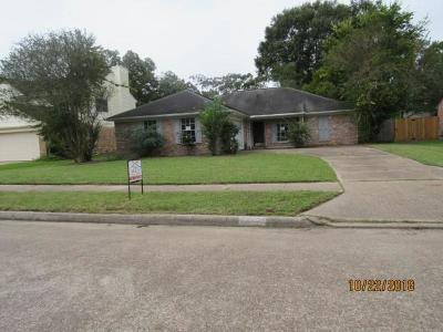 Cypress Single Family Home For Sale: 12407 Mill Ridge Drive