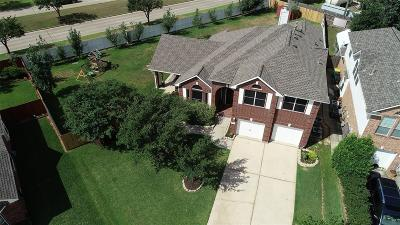 Tomball Single Family Home For Sale: 12043 Echo Canyon Drive