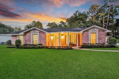 Porter Single Family Home For Sale: 22481 White Oak Drive