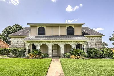 Houston Single Family Home For Sale: 9875 Sageaspen Lane