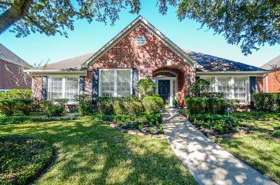 Missouri City Single Family Home For Sale: 4114 Mainsail Circle