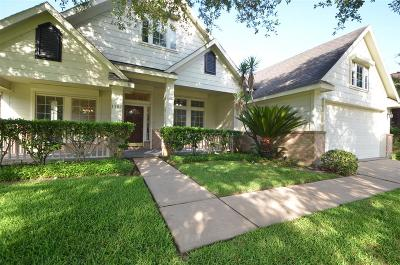 Sugar Land Single Family Home For Sale: 1307 Deerbrook Drive