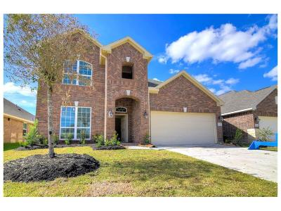 Kingwood Single Family Home For Sale: 21335 Somerset Shores Crossing
