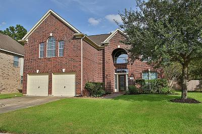 Spring Single Family Home For Sale: 20802 Divellec Lane
