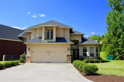 Conroe Single Family Home For Sale: 12382 Pebble View Drive