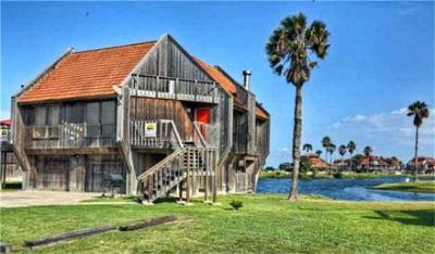 Matagorda Single Family Home For Sale: 54 Pr 640 Dunes Drive #15,16 Co