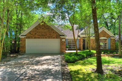 The Woodlands TX Single Family Home For Sale: $264,000