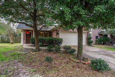 Spring Single Family Home For Sale: 1422 High Thicket Court