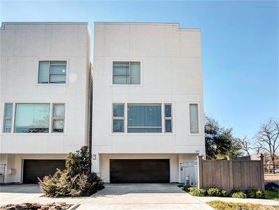 Houston Single Family Home For Sale: 1511 Sandman Street